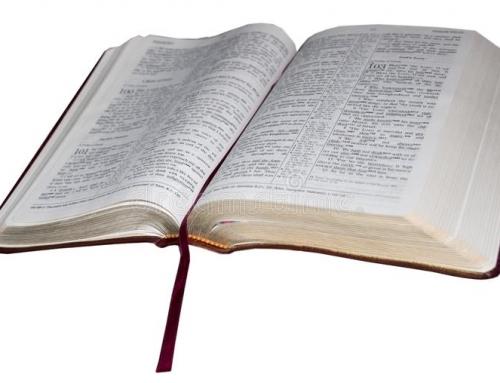 SEEK THE PRESENCE OF GOD: REV. FR. SEBASTIAN SANNI